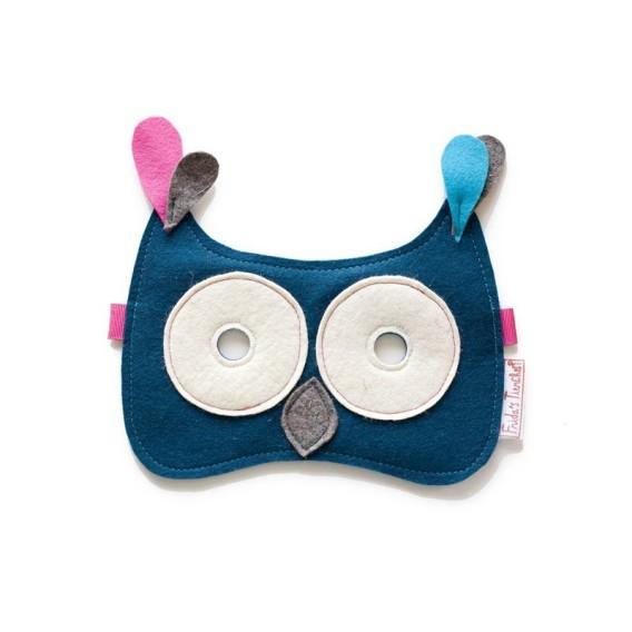 máscara-búho