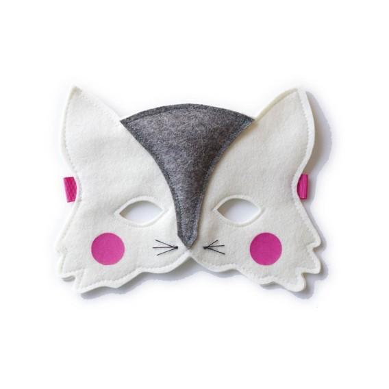máscara-gato