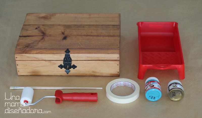 trendy cajapintada with cajas de madera decoradas - Cajas De Madera Decoradas
